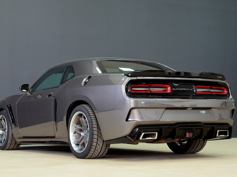 2018 Dodge Challenger >> Dodge Challenger (c) Mad Max 2018 | SCL Performance