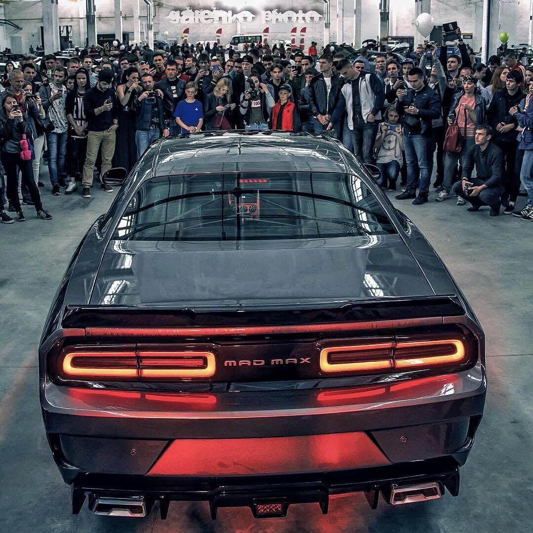 2018 Dodge Challenger >> Dodge Challenger (c) Mad Max 2018   SCL Performance