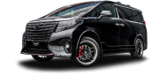 Toyota-Alphard 3G Bodykit AH30 (ALPHA) 2021