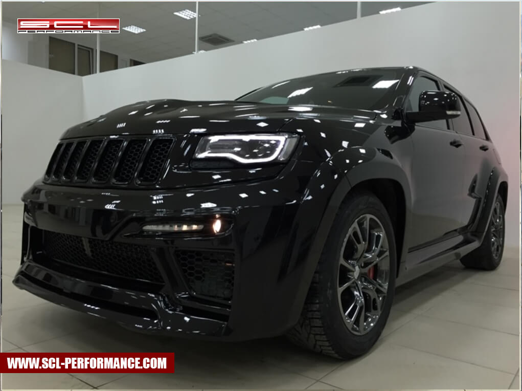 Jeep Cherokee For Sale >> Jeep Grand Cherokee WK2 | SCL Performance